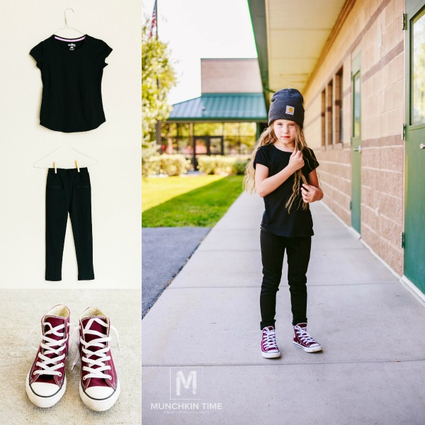Back To School Outfits For Girls - 12 items from Fred Meyer - Outfit #10