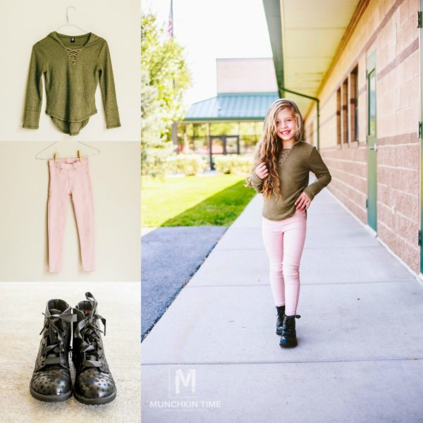 Back To School Outfits For Girls - 12 items from Fred Meyer - Outfit #3
