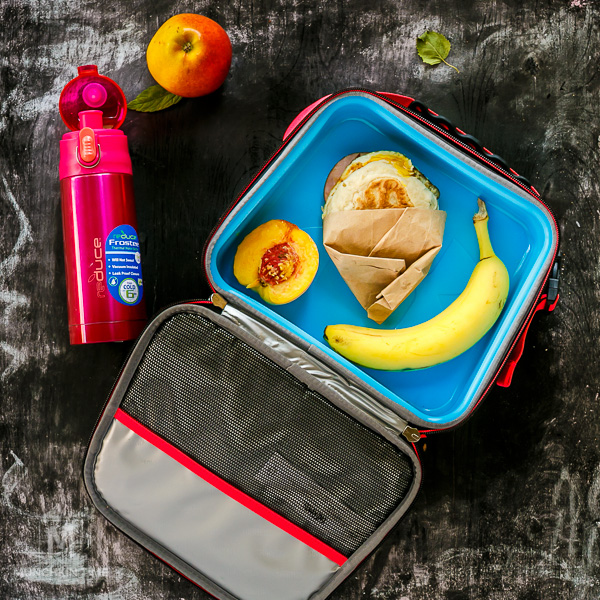 Back To School Supplies - Under Armor Lunch Box