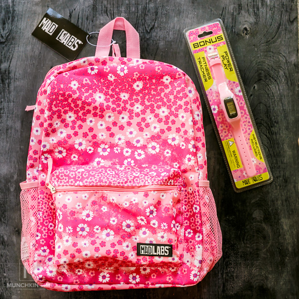 Back To School Supplies - MAD LABS backpack