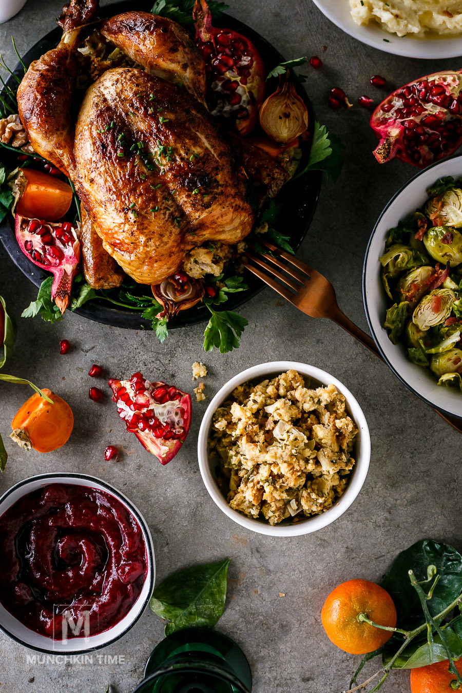 What Foods Do People Eat On Thanksgiving For Dinner