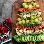 Christmas Tree Cheese Platter Recipe Munchkin Time