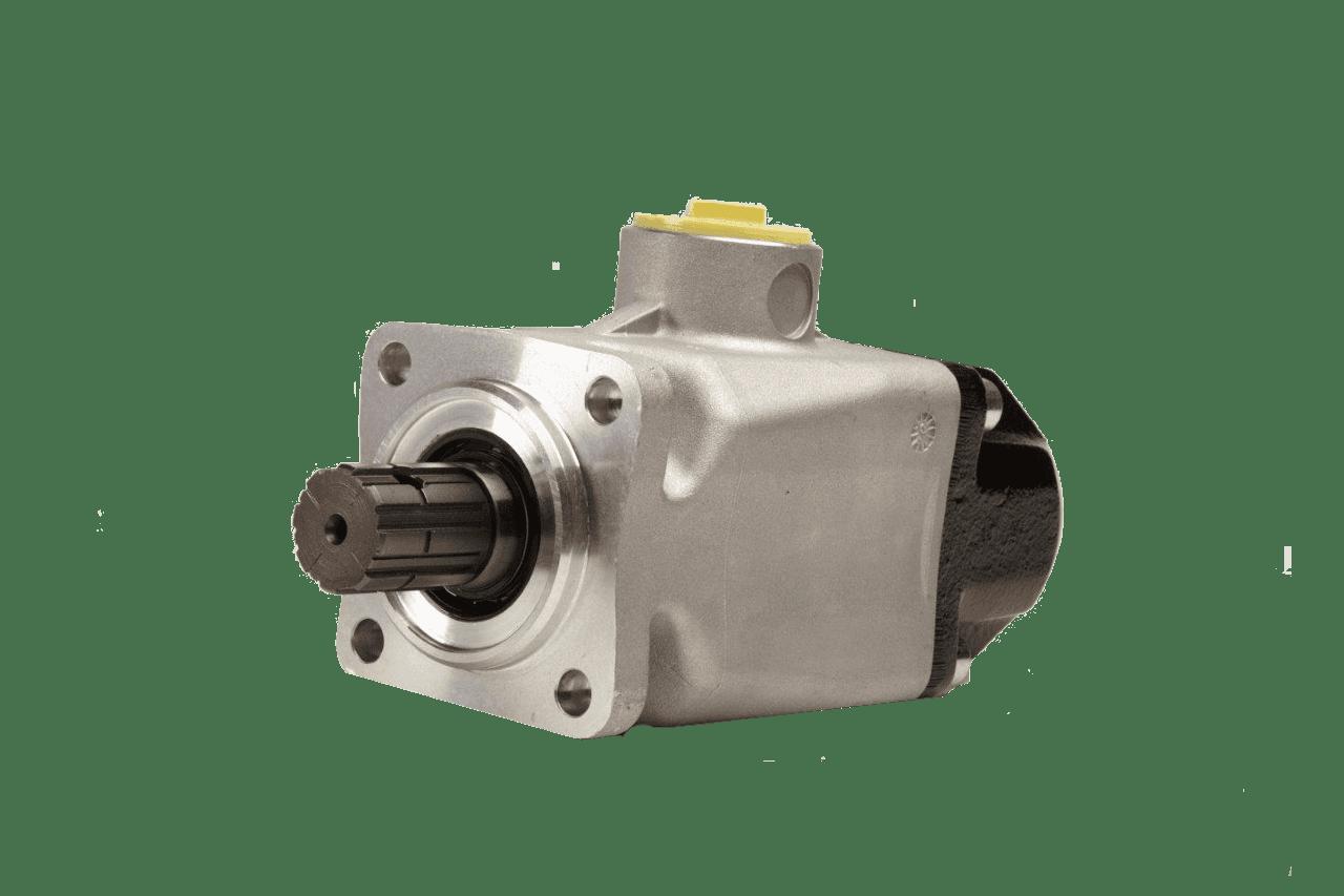 hight resolution of p series piston pump