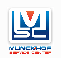 Munckhof service center icon