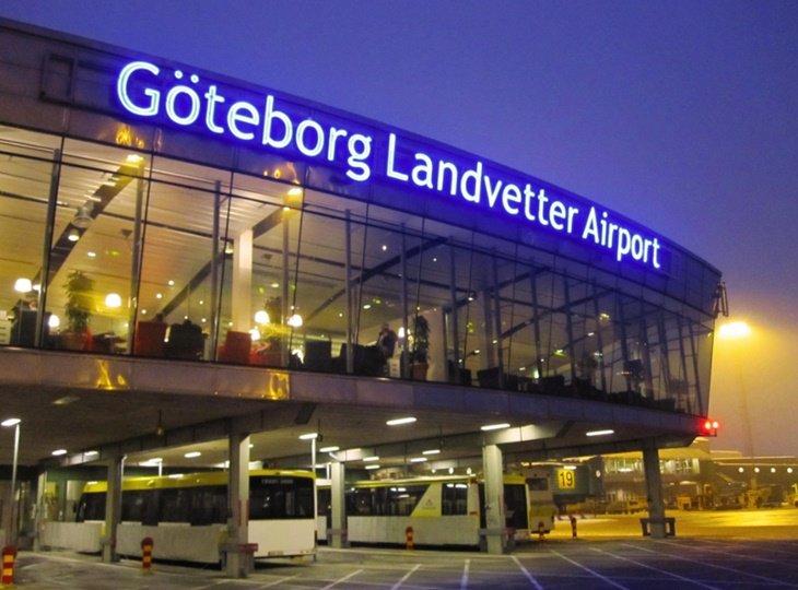 El Aeropuerto de Gotemburgo-Landvetter fue evacuado tras encontrar ...