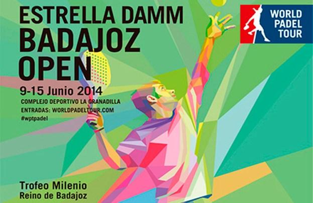 Estrella Damm Bajadoz Open 2014