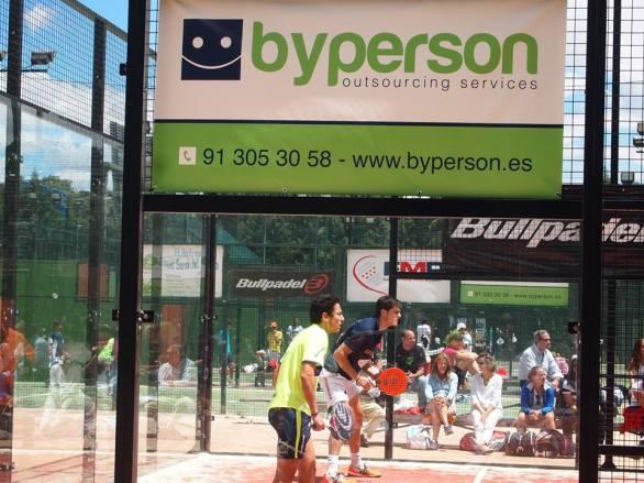 Byperson nuevo patrocinador