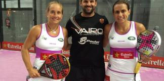 Cecilia Reiter, Carolina Navarro y Ovide