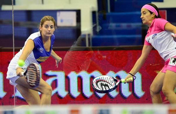 Alejandra Salazar e Iciar Montes número 1 del WPT