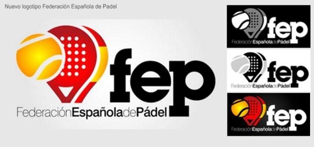 Nuevo Logo Federación Española de Pádel