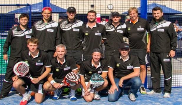 Selección alemana de pádel