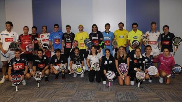 Sedes del World Padel Tour