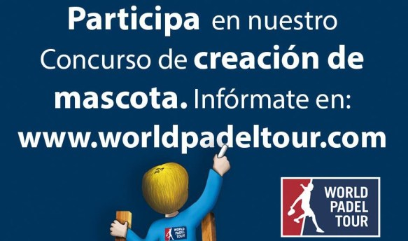 Mascota del World Padel Tour
