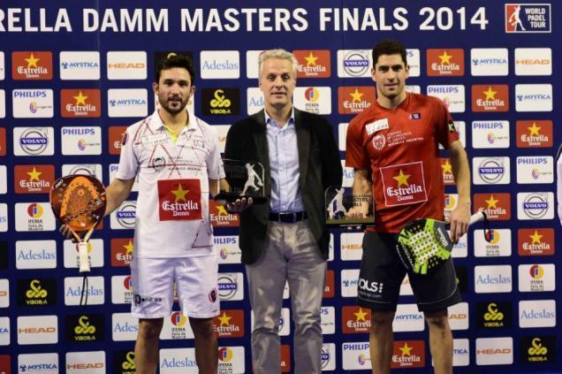Ganadores Masters finals 2014