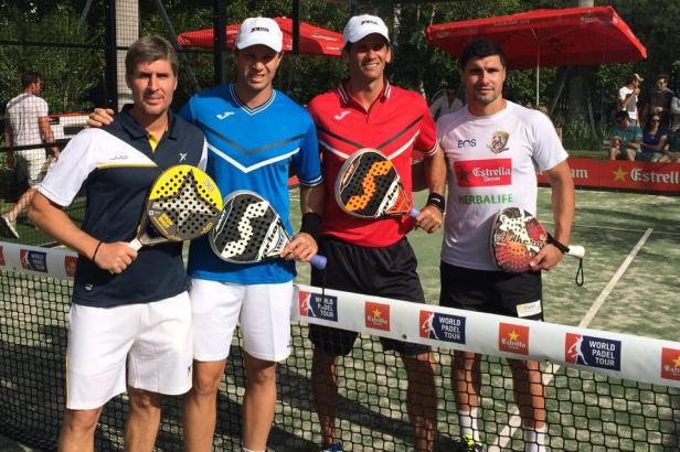 World Padel Tour Miami 2015