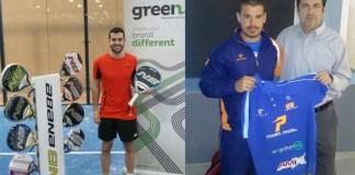 Nuevos equipo de David G. Campos y JJ Matea