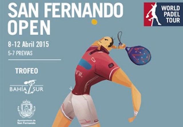 San Fernando Open 2015