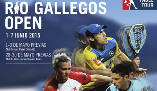 Rios Gallegos Open 2015