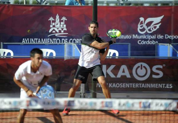 Alvaro Cepero y Javi Escalante se separan