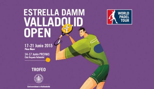 Estrella Damm Valladolid Open 2015