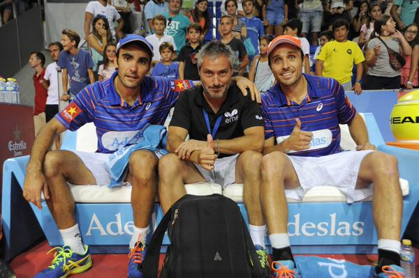 Ganadores World Padel Tour 2015 Mallorca