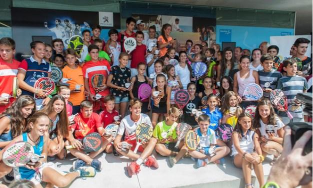 Ganadores Campeonato de España de Menores 2015