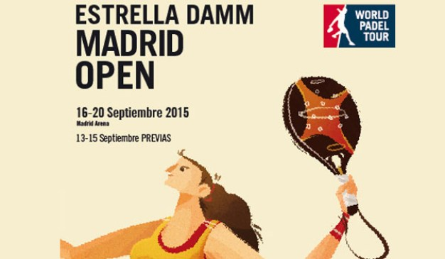 Estrella Damm Madrid Open 2015