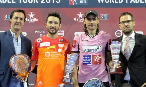 Ganadoras World Padel Tour 2015 Madrid