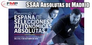 Campeonato Selecciones Autonómicas Absolutas 2015