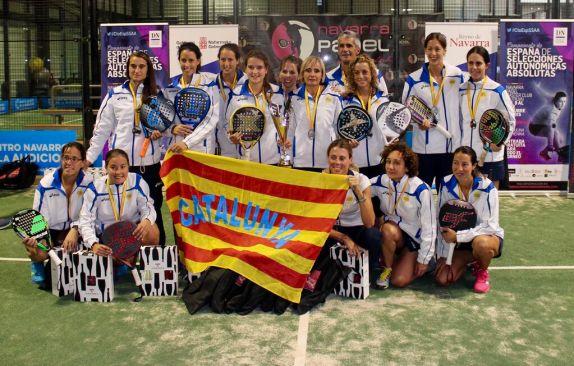 Cataluña gana Cto. SSAA 2015
