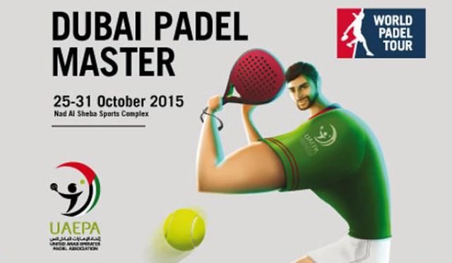 Dubai Padel Master 2015