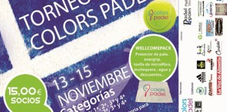 III Torneo Colors Padel 2015