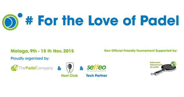 For the Love of Padel encuentro