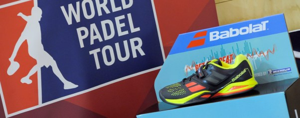 Acuerdo World Padel Tour y Babolat