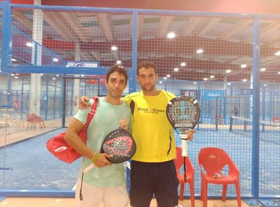 Javier de Paiz y Sergio Alba