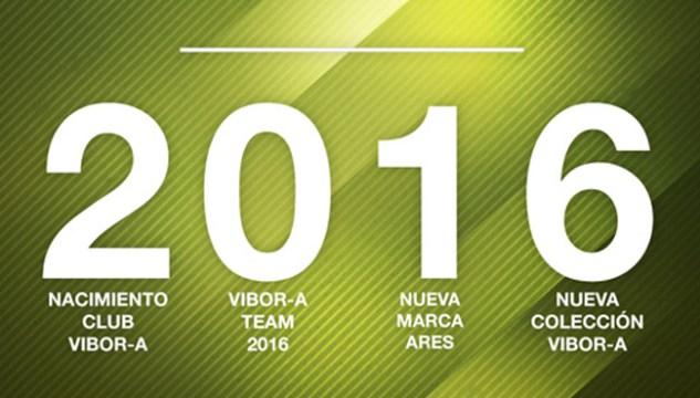 Novedades de Vibor-A para 2016