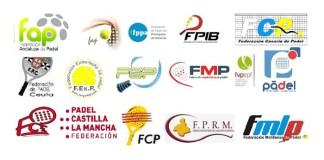 Unión Federación Autonómicas de Pádel