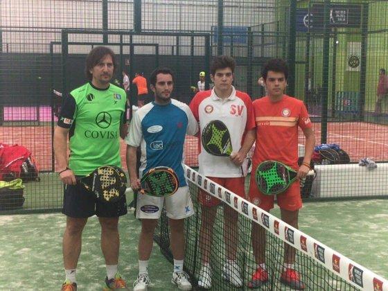 Gastón Malacalza en el Gijón Open 2016