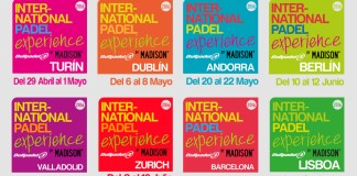 International Padel Experience 2016