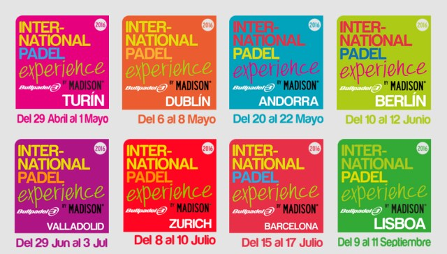 International Padel Experience 2016