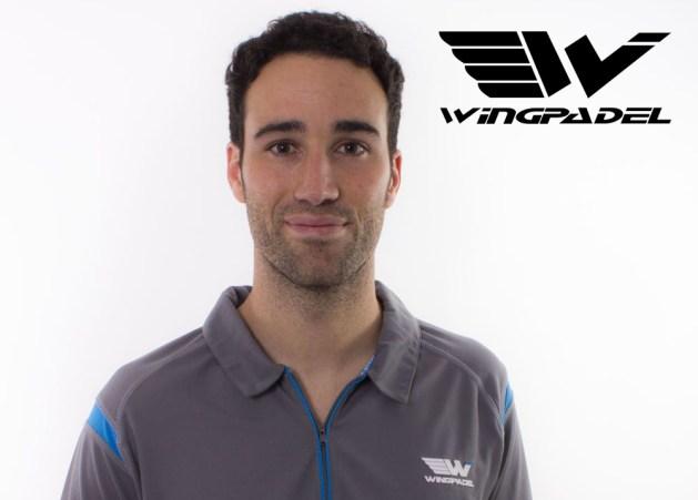 Javier Ruiz entrevista Wingpadel