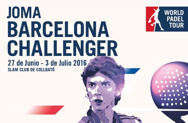 Joma Barcelona Challenger 2016