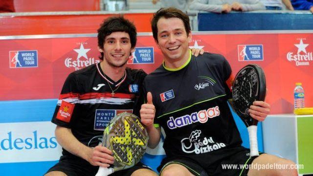 Marcello Jardim y Franco Stupaczuk