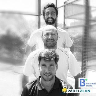 Entrenadores del Padel Plan Punta Cana