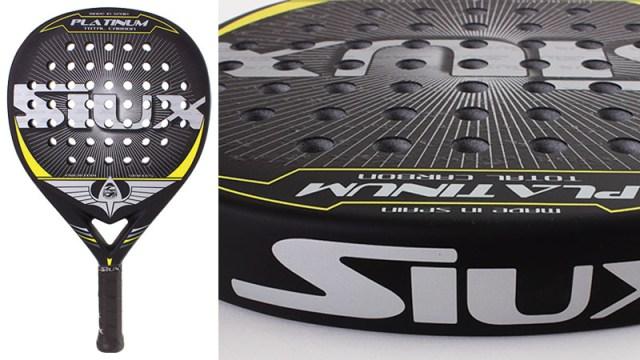 Nueva pala de Siux Pádel ya disponible