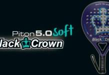 Nuevas palas de Black Crown para la colección 2016 de