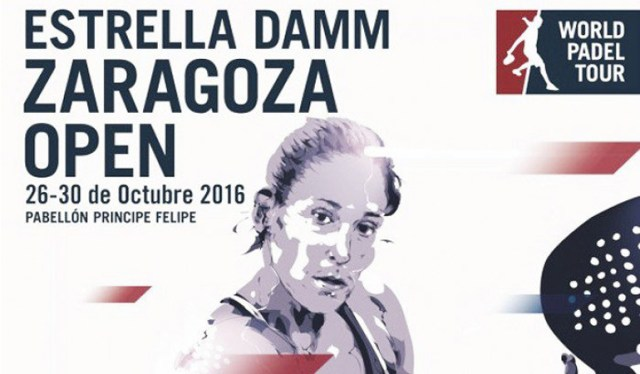 Nueva parada del World Padel Tour: Estrella Damm Zaragoza Open