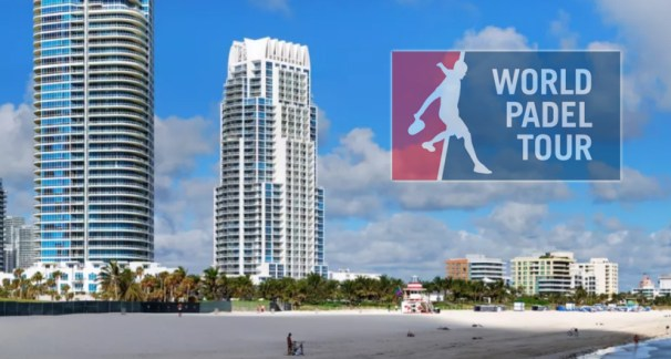World Padel Tour estará en Miami en 2017