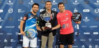 Sanyo Gutierrez y Paquito Navarro ganan el torneo de Maestros