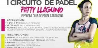 Circuito de Pádel Patty Llaguno